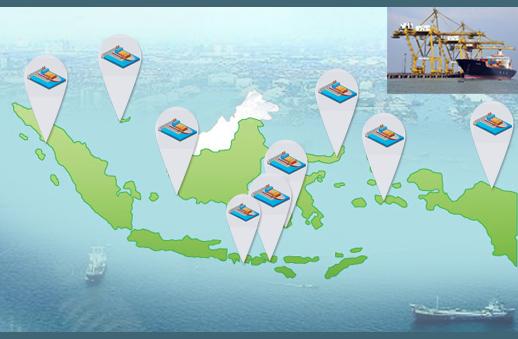 ilust-Indonesia-pelabuhan