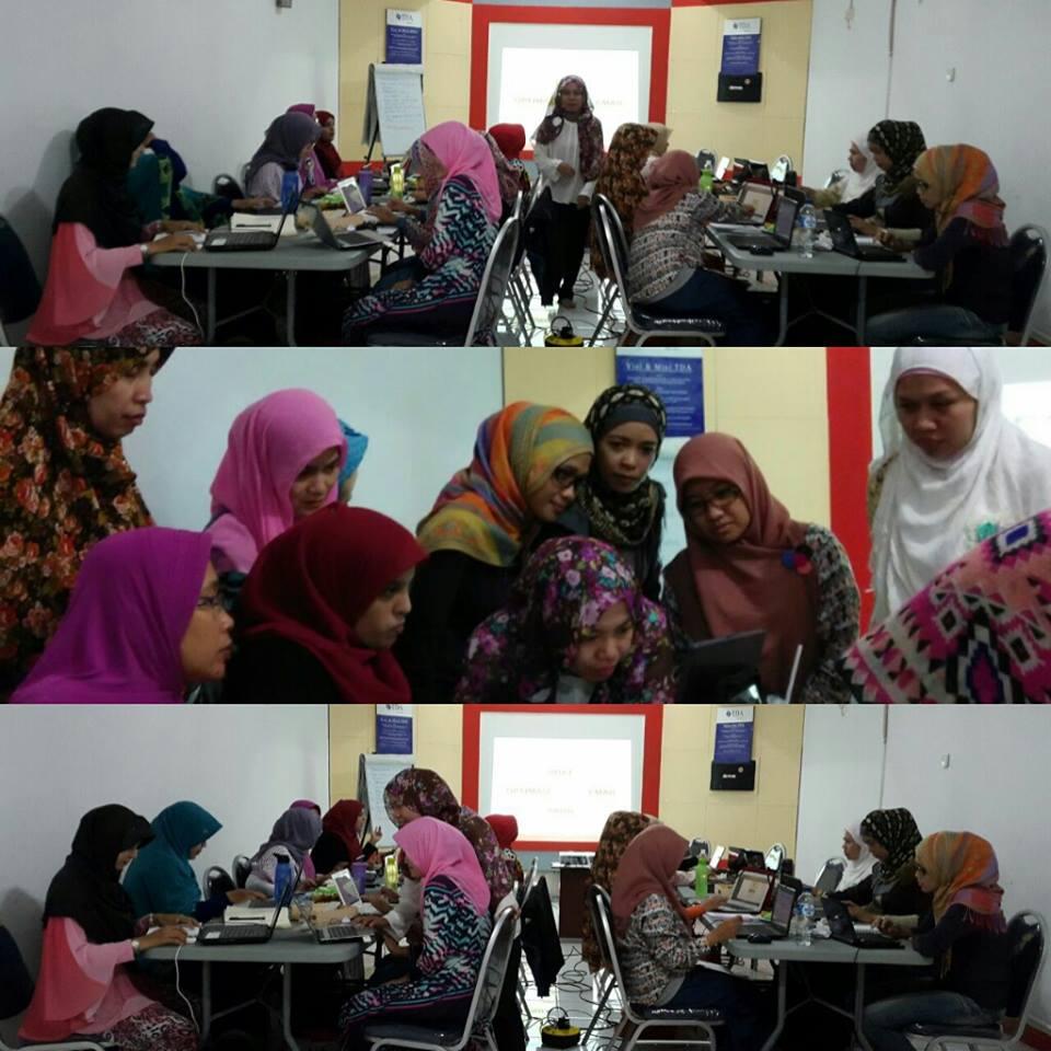 Lady Imers TDA Bogor