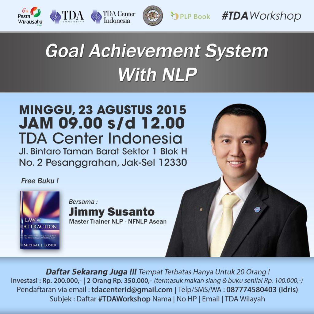 Goal Achievement system