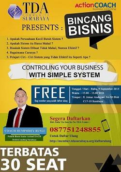 Bincang Bisnis September 2