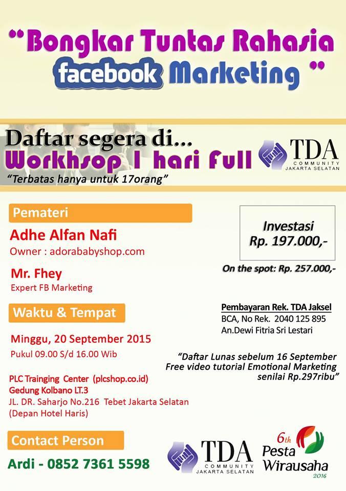 fb event tda