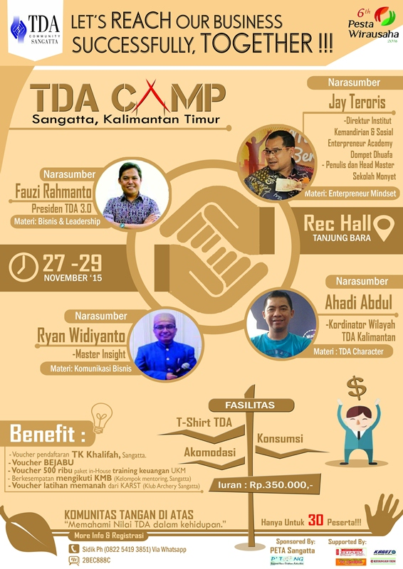 TDA Camp Sangatta