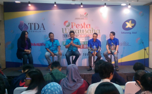 PresConf PW Jakarta Raya 2015