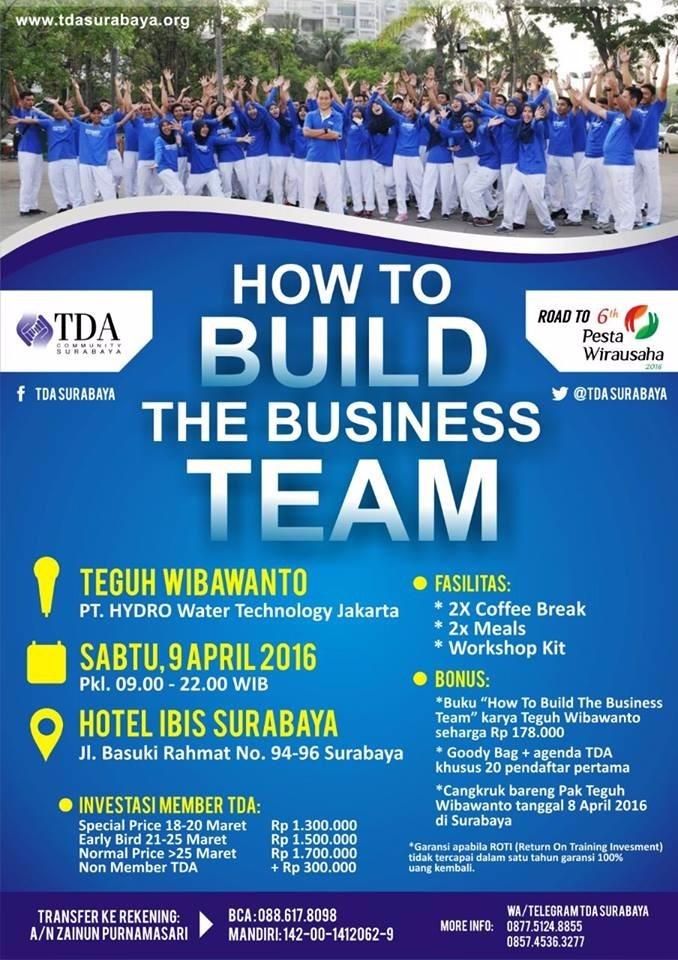 Business Team W