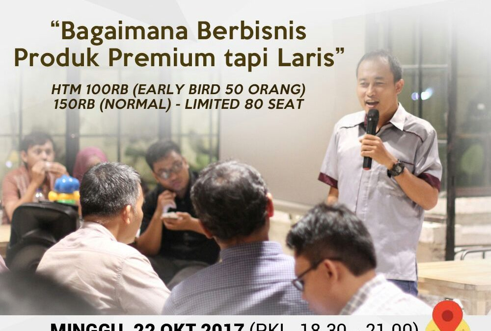 22 Oktober 2017 Publikasi Mini Workshop TDA Bogor Raya