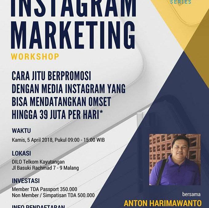 Cara Jitu Berpromosi Dengan Media Digital Instagram