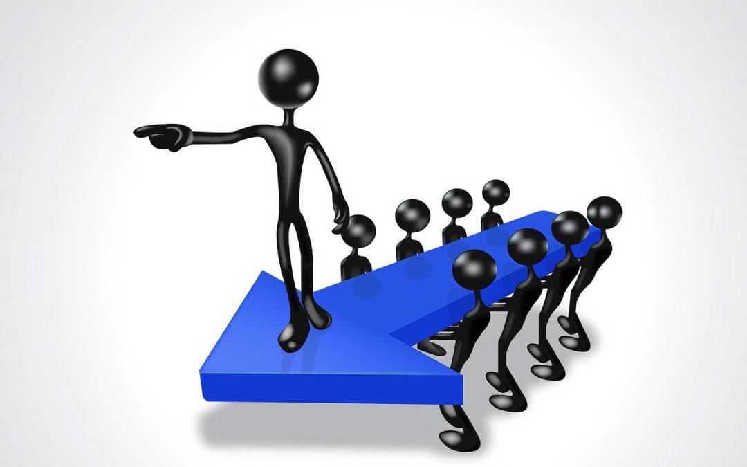 Teladan Memimpin, Cipta Etos Kerja Perusahaan