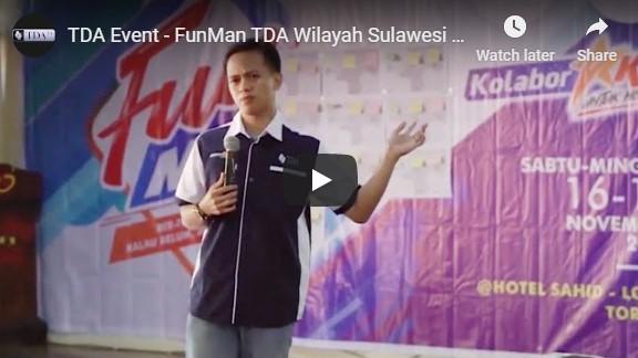 FunMan TDA Wilayah Sulawesi Tenggara Papua – 16 17 November di Toraja