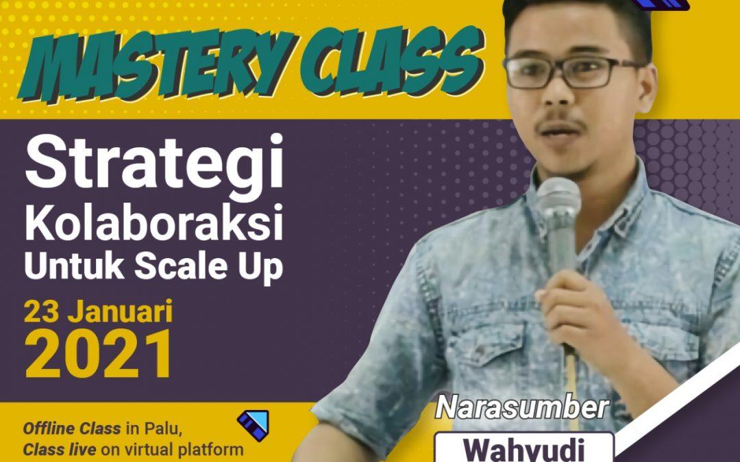 mastery class pesta wirausaha virtual 2021