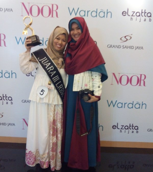 Novalia Somawidjaya – Profil TDA Perempuan