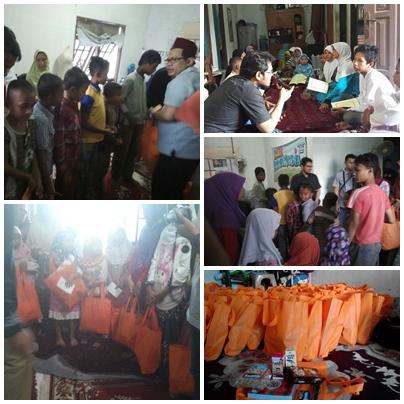 Liputan 'Buka Puasa Bersama Serta Santunan Anak Yatim dan Dhu'afa' – TDA Jakarta Utara