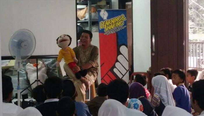 Liputan Kegiatan Sosial Ramadhan TDA Jakarta Timur
