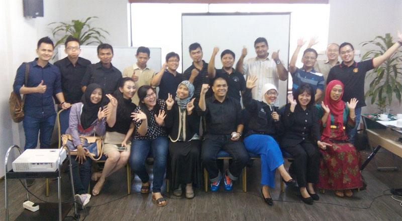 Liputan Halal Bihalal and Business Workshop 'How to Start a Business' – TDA Jakarta Bar