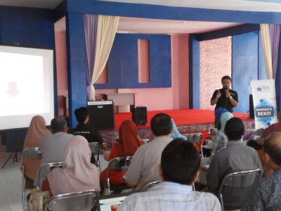 Liputan Acara Cangkruk 'Bisnis Rumahan Omset Ratusan Juta' – TDA Surabaya