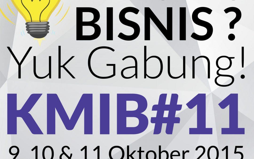 9-11 Oktober 2015 Kelompok Mentoring Bisnis #11 – TDA Bogor Forum