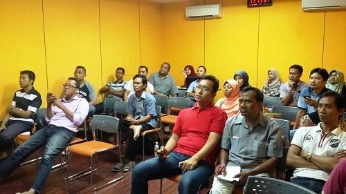 FGD Smart Investment Property ala TDA Surabaya