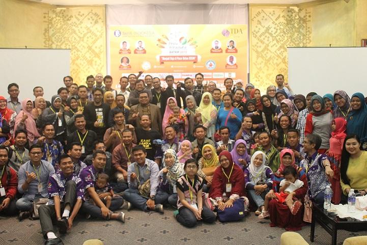 Liputan Pesta Wirausaha Batam 2015