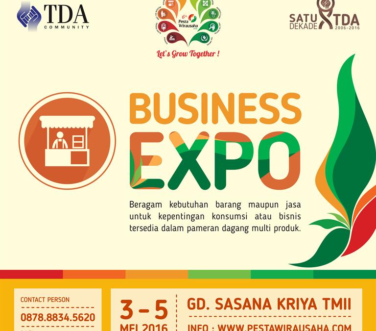 Mau Rekrut Reseller se-Nusantara ? Bisnis Anda Wajib Narsis di Business Expo Pesta Wirausaha 2016