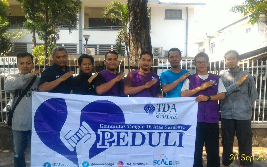 TDA Peduli Surabaya 20 September 2017