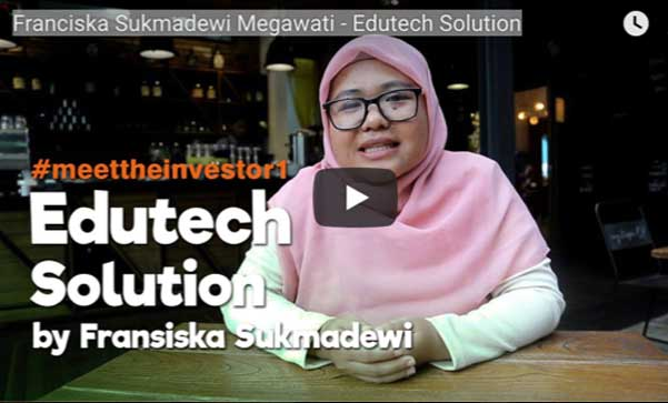 Franciska Sukmadewi Megawati – Edutech Solution