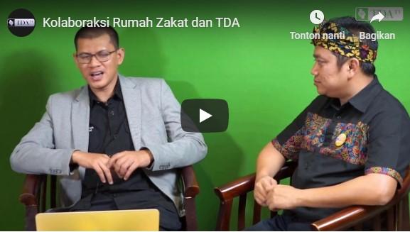Kolaboraksi Rumah Zakat Dan TDA