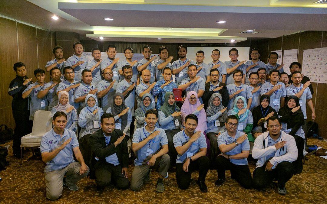 Napak Tilas TDA Bandung