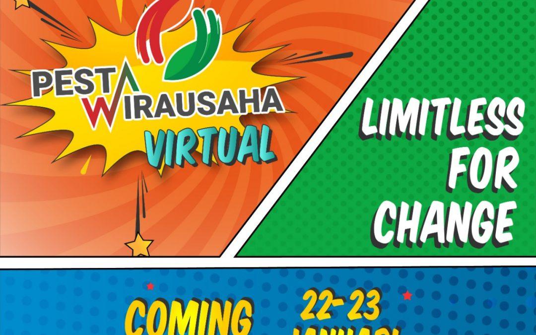 Pesta Wirausaha 2021: Limitless for Change