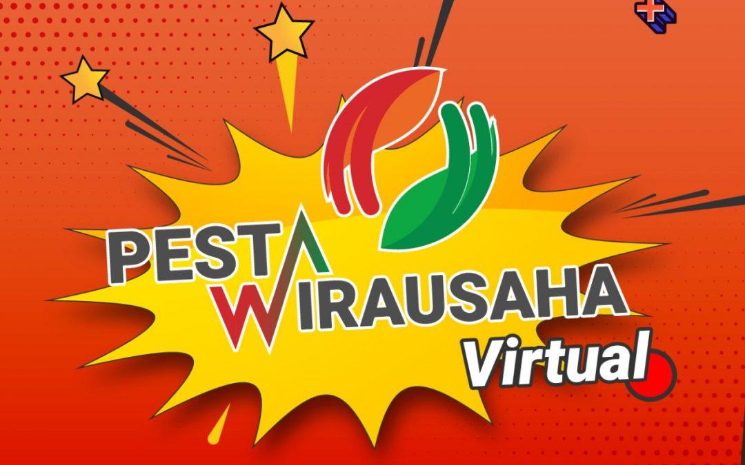 Virtual Expo di Pesta Wirausaha Virtual 2021